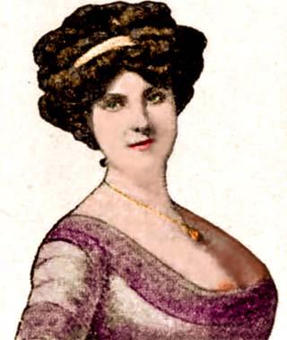 Das Brautkleid auf die sehr kleine Brust