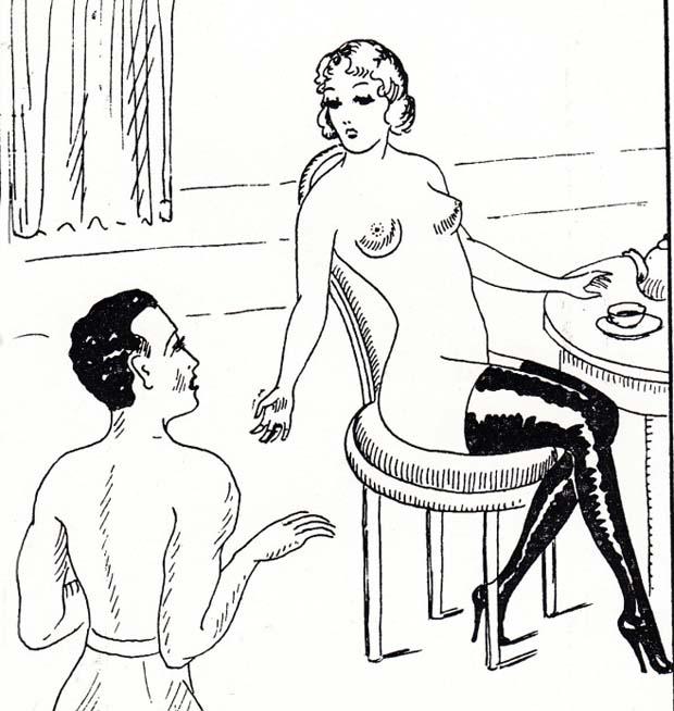 Weiblich geführte beziehung vertrag