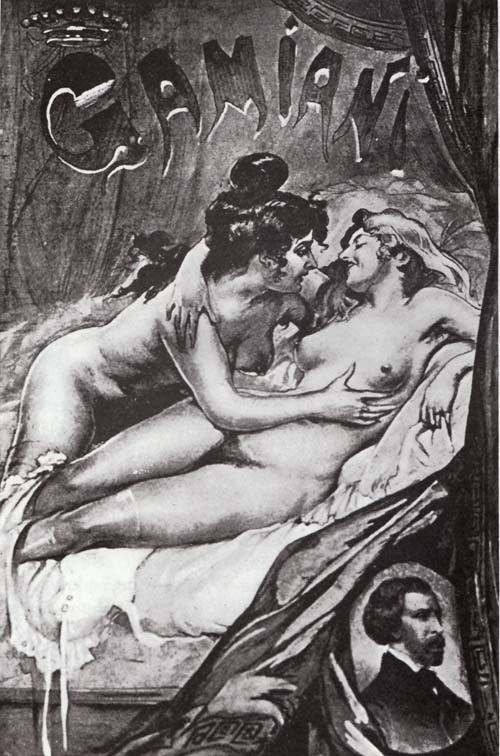 Mans sexuelle Begierde und Leugnung